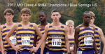 WILDCAT #TBT – MUGECHE AND HAUSCHILD LEAD BOYS XC TO 2017 STATE TITLE