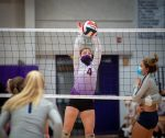 VARSITY VOLLEYBALL TAKES A WIN AGAINST RAY – PEC