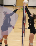 VOLLEYBALL LOSES AGAINST LIBERTY NORTH