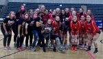 VOLLEYBALL DEFEATS SOUTH IN ANNUAL DIG-FOR-A-CURE MATCH