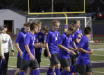 BOYS VARSITY SOCCER TOPS LEE'S SUMMIT NORTH IN OVERTIME