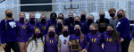 VOLLEYBALL WINS DISTRICT CHAMPIONSHIP OVER BS SOUTH