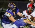 FOOTBALL DEFEATS PARK HILL IN FIRST ROUND OF PLAYOFFS