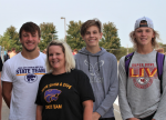12 MEMBERS OF BOYS SWIM/DIVE TO COMPETE AT STATE CHAMPIONSHIP MEET