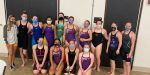 REHBEIN AND FOSTER EARN STATE CUTS FOR GIRLS SWIM/DIVE