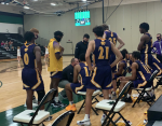 BOYS BASKETBALL LOSES TO STALEY IN OVERTIME