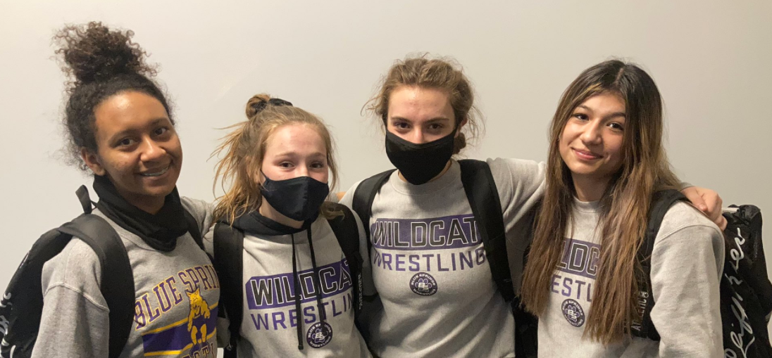 GIRLS WRESTLING EXCELS AT TONKA INVITATIONAL