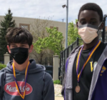 OMEIFE, MOSSER AND, DAVID-PENNINGTON EARNED MEDALS AT PARK HILL TOURNEY