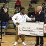 Nicholas Smith Receives Scholarship