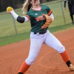 More lady Wolves Softball pictures