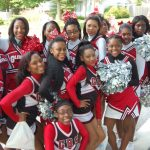 Glenville Cheerleaders Have an Active Summer