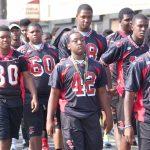 Glenville Football Team Highlights the Glenville Parade