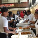 GLenville Football Host Scrimmage and Dinner
