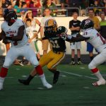 Tarblooders lose to St. Edward