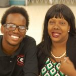 Seniors, Parents and Mr. Grimes Shine at Parent Night