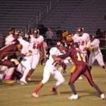 Varsity Football Improves to 7-1