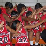 Girls Basketball Team makes Senate Playoffs