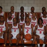Boys Basketball Team makes Senate Playoffs