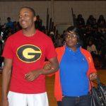 Seniors Honored at Final Home Basketball Game
