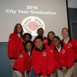 City Year Glenville Graduation 2016