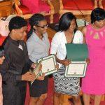Alpha Kappa Alpha Honors GHS Juniors