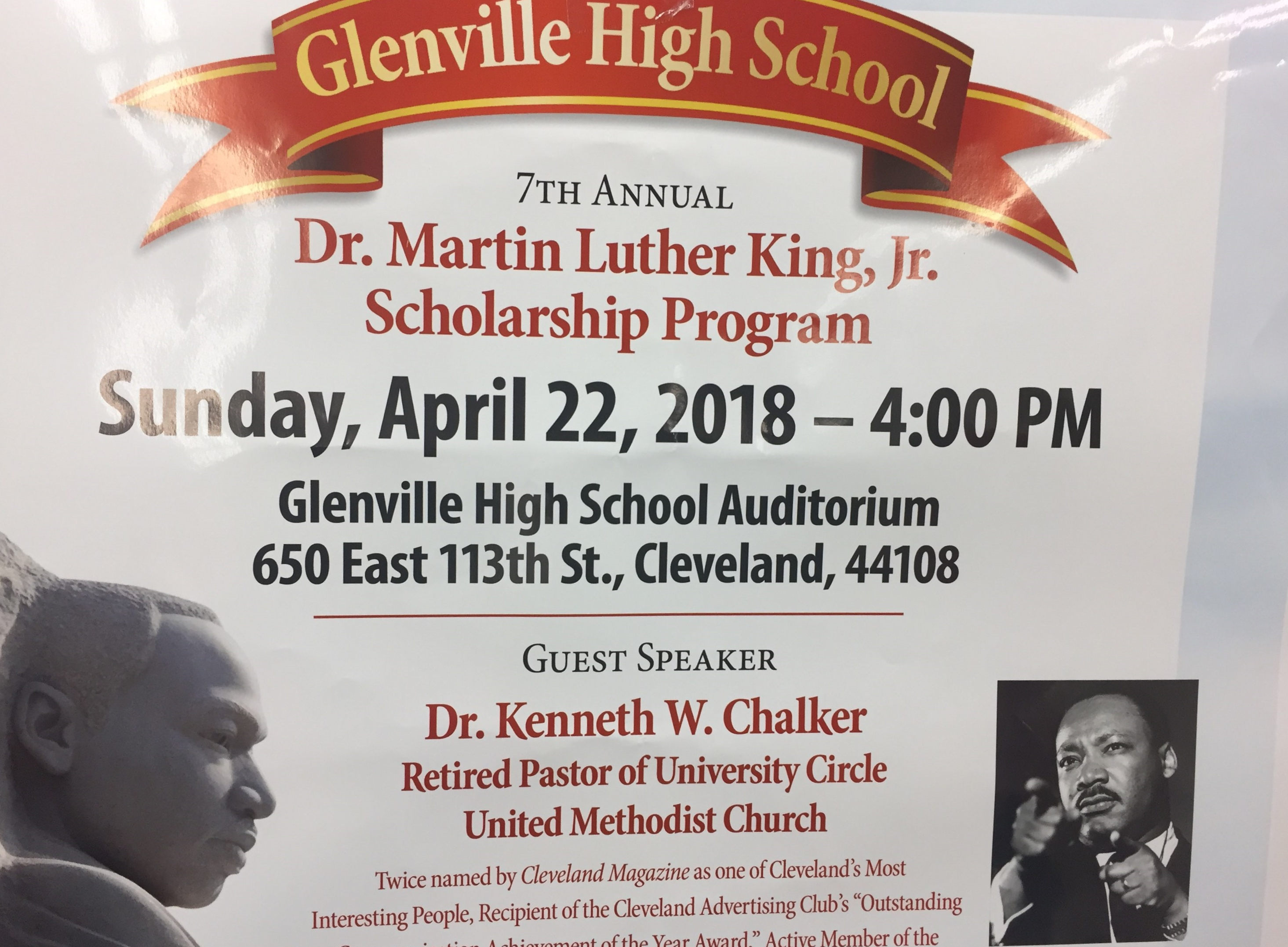 Martin Luther King Jr. Scholarship Program-All Welcome