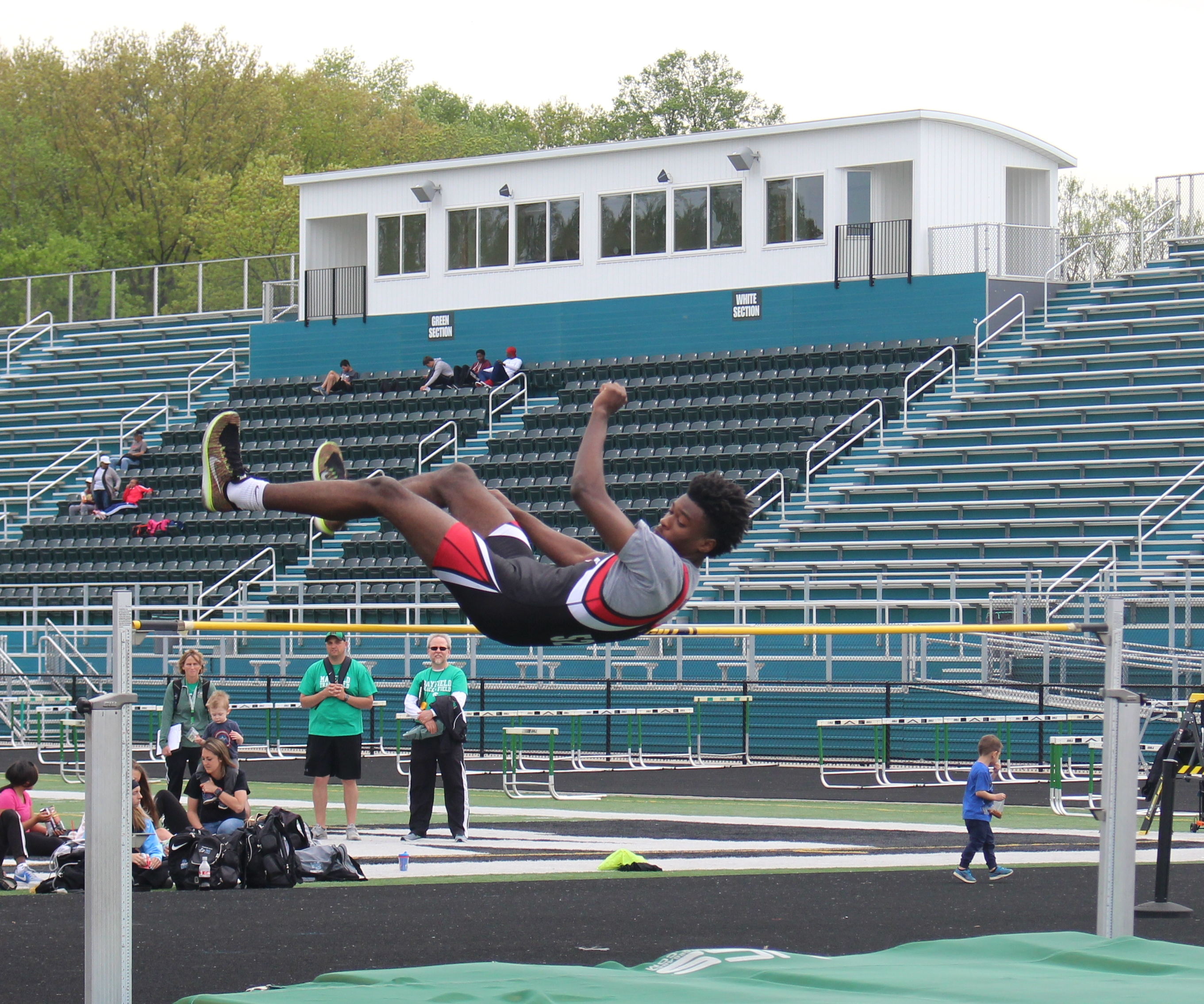 Track Team Moves On To Regionals