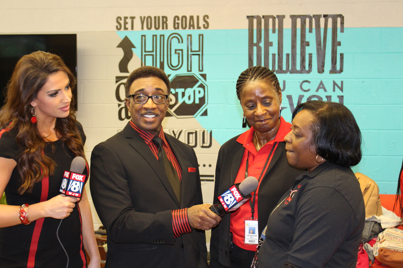 FOX8 and Liberty Ford Award Glenville