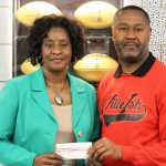 "Coach and Mrs. Bolden Sponsor ""KEEP GOING SCHOLARSHIP"""