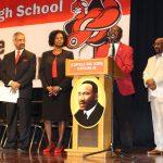 Glenville Host MLK Scholarship Program
