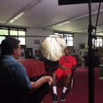 Ted Ginn Jr. Interviews with NFL Films at Glenville