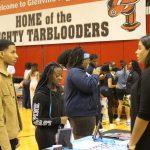 Glenville Hosts College Fair