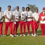 Golf Team Wins Senate Championship