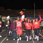 Tarblooders Defeat Kennedy-Seniors Honored