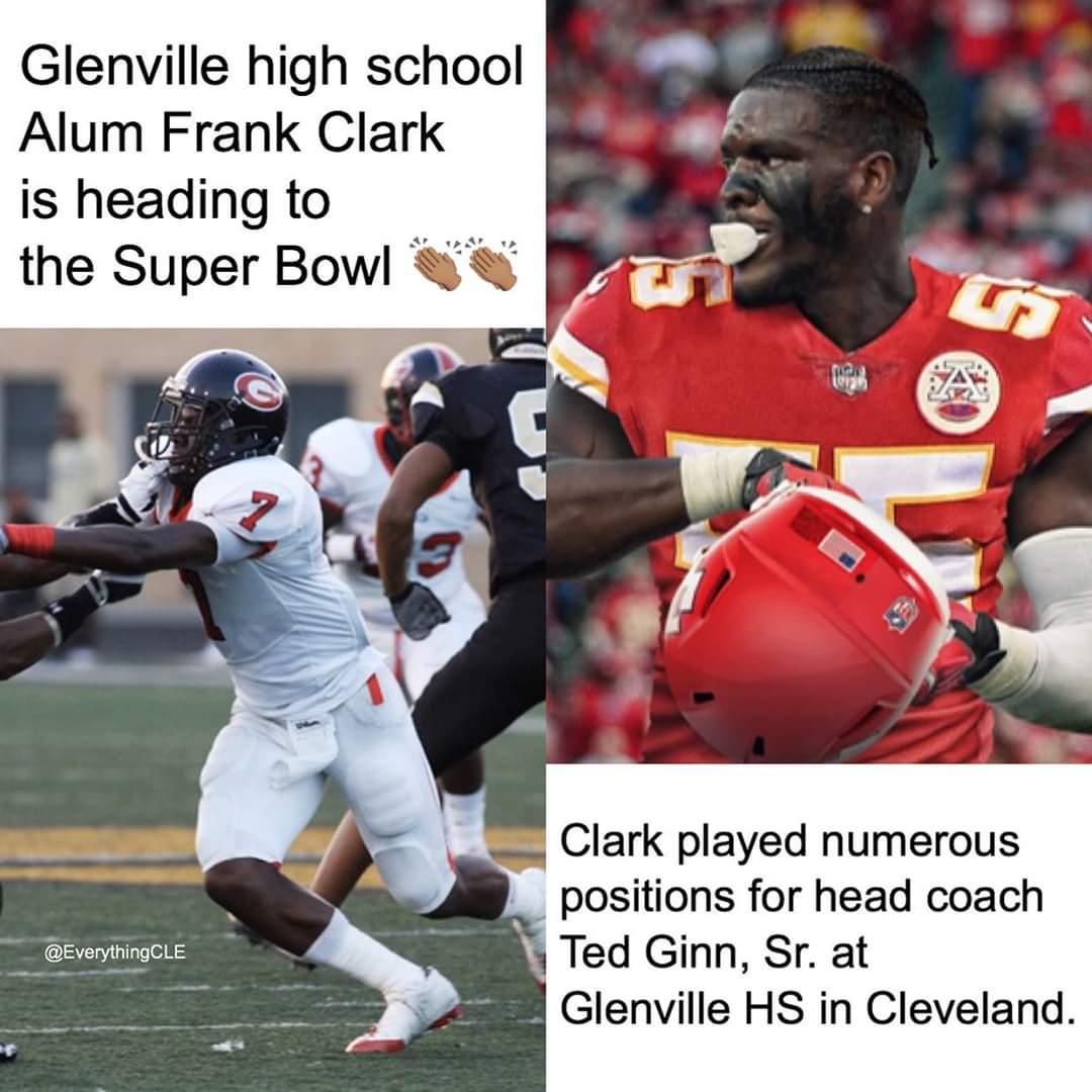 Good Luck Frank: Go Chiefs