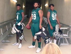 Spring Lions Varsity Football