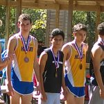 Spring HS X-Country Shines in District Meet