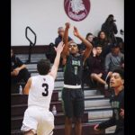 Mighty Lions Boys Basketball – AJ James drops 30 points