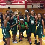Freshman Girls Basketball takes 2nd in the Spring Branch Tournament