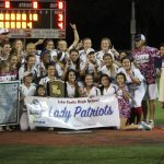 Softball team wins 4th consecutive STATE TITLE!