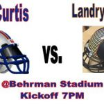 Football Pregame article vs. Landry Walker