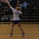 John Curtis Christian High School Girls Varsity Volleyball beat Saint Mary'S Dominican High School 3-1