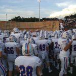 John Curtis Christian High School Varsity Football beat Landry – Walker High School 41-20