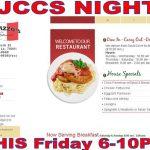 JCCS Night at Randazzo's!!