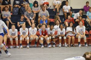 2015 Volleyball vs. Northshore