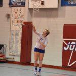 John Curtis Christian High School Girls Varsity Volleyball beat Lakeshore High School 3-2