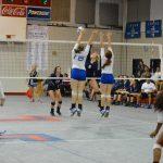 John Curtis Christian High School Girls Varsity Volleyball falls to Northshore High School 1-3