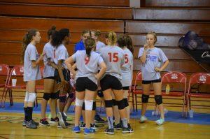 Lower School Volleyball