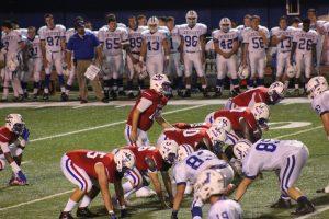 2015 Homecoming Football Game