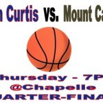 Quarter-Final LIVE STREAM vs. Mount Carmel